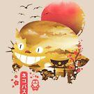 «Ukiyo e Catbus» de Dan Elijah Fajardo