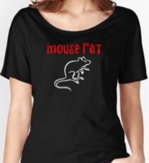 Mouse Rat Women's Relaxed Fit T-Shirt