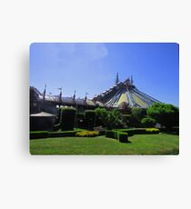 Space Mountain Canvas Print