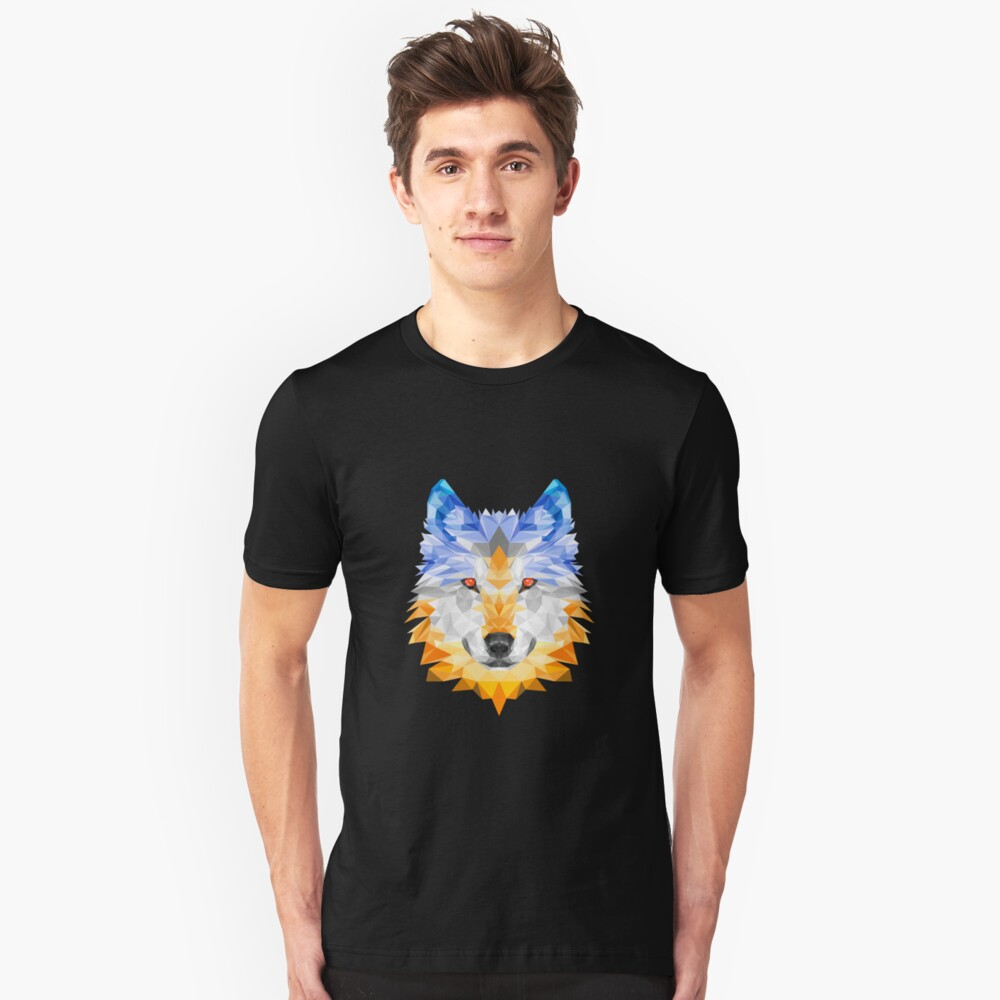 Wolf Slim Fit T-Shirt