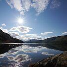 Eilean Donan, Scotland I by Natalie Broome