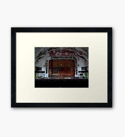 Opera Theatre Framed Print