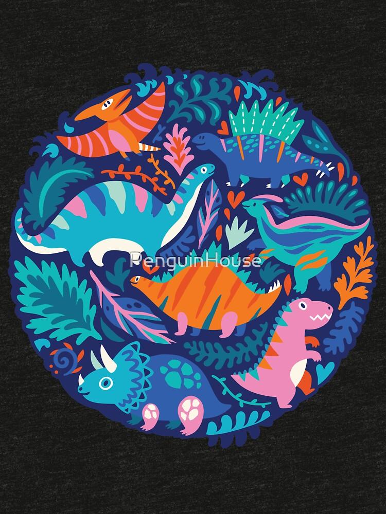 Dino team 1 by PenguinHouse