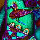 Bird Cage Blues by weirdpuckett