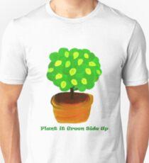 Green Side Up shirt Unisex T-Shirt