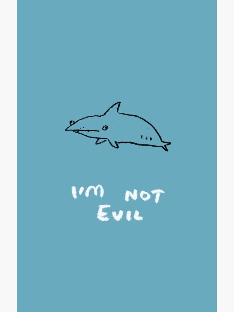 Los tiburones no son malvados de SophieCorrigan