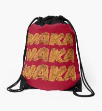 WAKA WAKA WAKA Drawstring Bag
