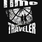 «Viajero del tiempo» de Marianne Madson