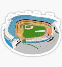 Dodger Staduim Sticker