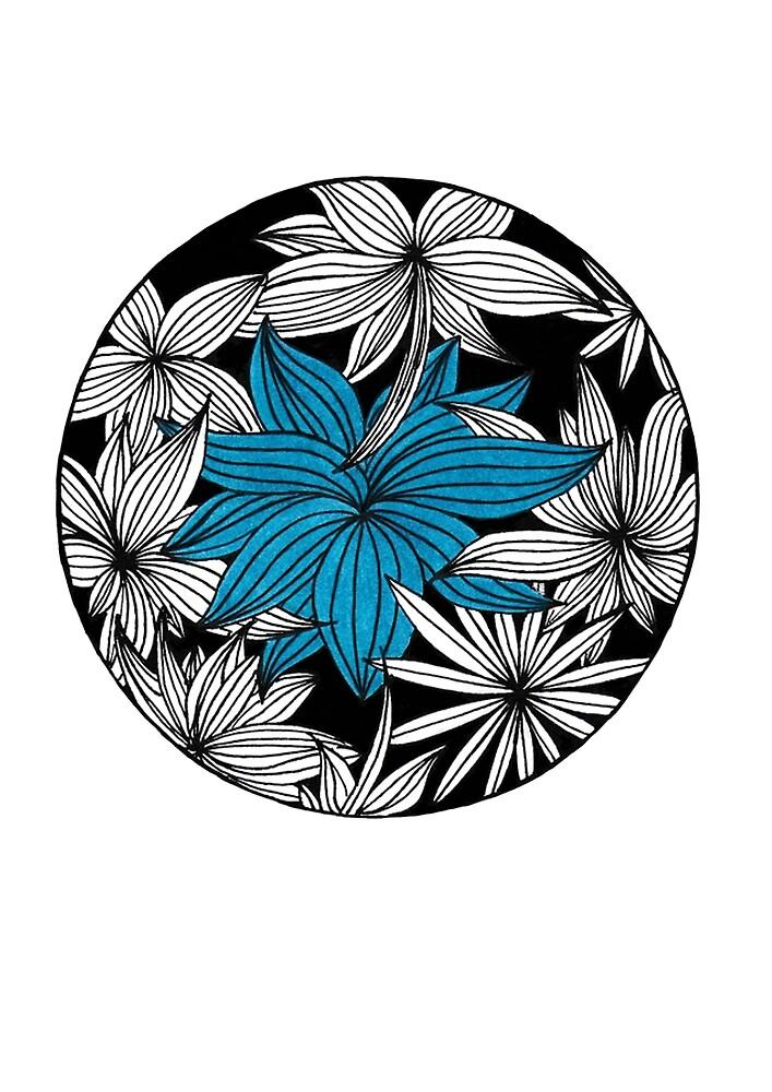 BLUE by Beaglebug
