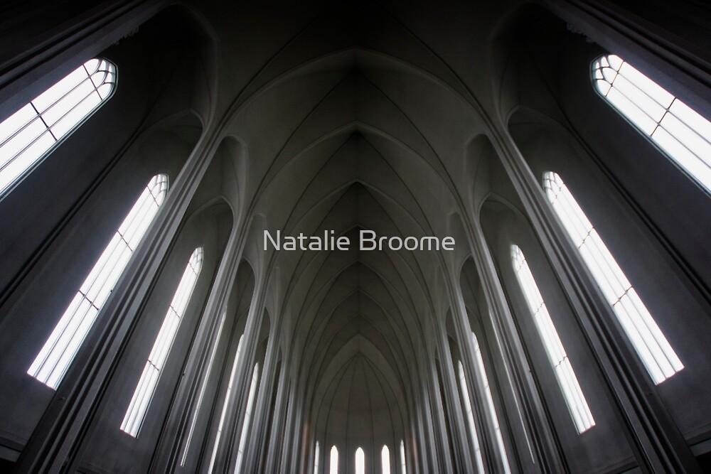 Hallgrímskirkja by Natalie Broome