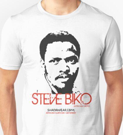 Steve Biko - Afrian Hero T-Shirt