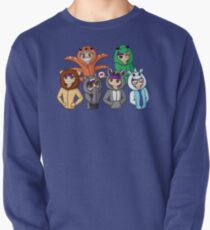 Sanders Sides Onesies - All Sides Pullover Sweatshirt