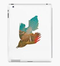 The Hunting Bird iPad Case/Skin