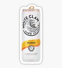 White Claw Mango Sticker