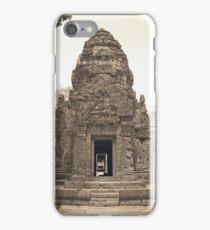 Ta Keo, Siem Reap iPhone Case/Skin