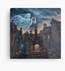 Concert For Angel With Orchestra Metal Print