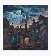 Concert For Angel With Orchestra Photographic Print