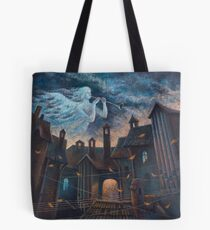Concert For Angel With Orchestra Tote Bag
