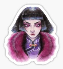 Cyber Coutoure Sticker