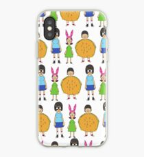 Belchers, from the womb to the tomb iPhone Case