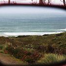 Mirror view by MuzzaPhotog