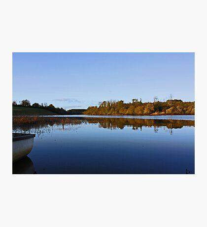 Derries Lake in Autumn colours #3 Photographic Print