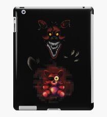 Five Nights at Freddy's - Fnaf 4 - Nightmare Foxy Plush iPad Case/Skin