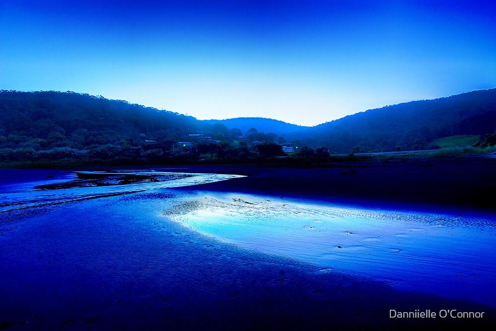 Kennett River Sunset in HDR - Great Ocean Road Australia by AusDisciple