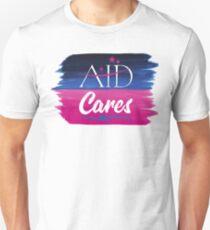 AID Cares Slim Fit T-Shirt