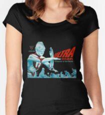 Ultraman (version 4) Women's Fitted Scoop T-Shirt