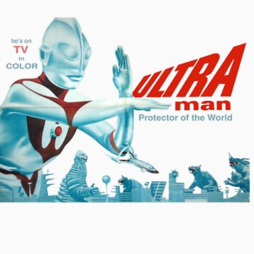 Ultraman (version 4) by bradwarner