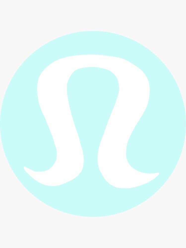 Logo azul de lululemon de Skylarbundridge
