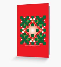 Design 252 Greeting Card