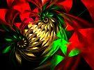 Happy Holidays by Virginia N. Fred