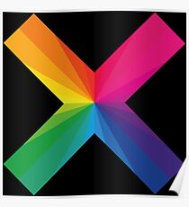 The xx (Jamie xx - In Colour Edition) Poster
