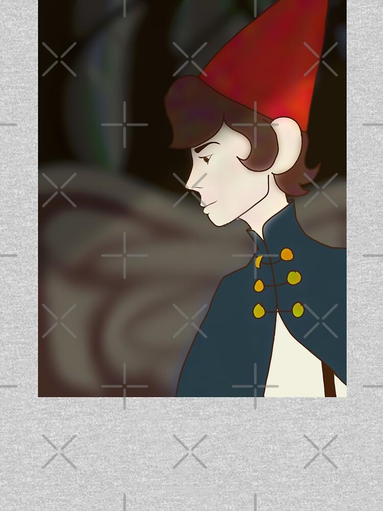 Pensive Boy - OtGW by baggedmilkart
