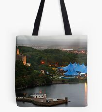 Stornoway, Hebridean Celtic Festival, Gallows hill, isle of Lewis Tote Bag