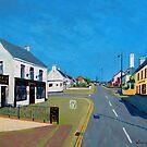 Enniscrone Pubs, Grafschaft Sligo, Irland von eolai
