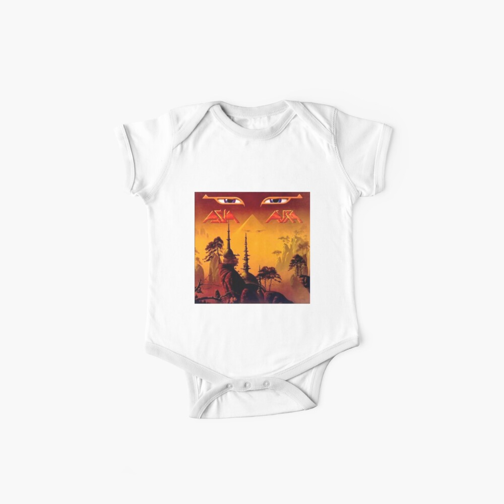 Asia Rock Band - Aura Baby Body