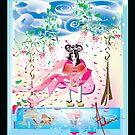 Geisha 2 by Meg Ackerman