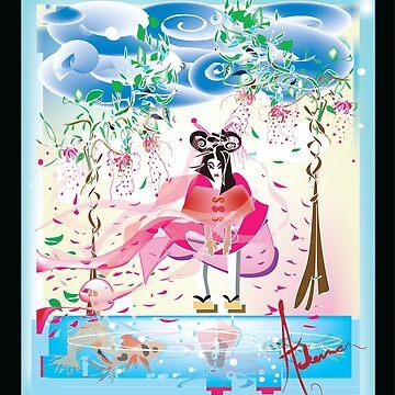 Geisha 2 by megackerman