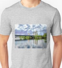 Hennepin Avenue Bridge, Minneapolis Unisex T-Shirt
