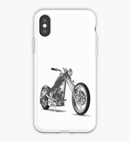 distorted chopper iPhone Case