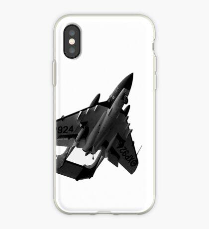 royal navy sea vixen iPhone Case