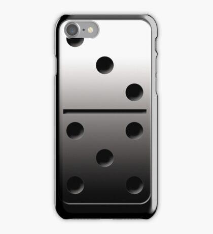 steel domino  iPhone Case/Skin