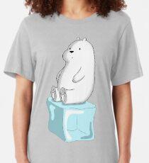 Ice Bear's Ice Cube Slim Fit T-Shirt