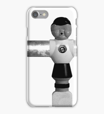 the foosball guy iPhone Case/Skin