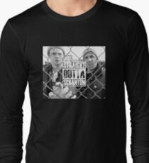 Straight Outta Scranton Long Sleeve T-Shirt