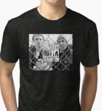 Straight Outta Scranton Tri-blend T-Shirt